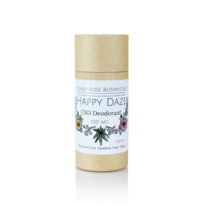 CBD Deodorant <br/> Happy Daze (Aluminium Free)