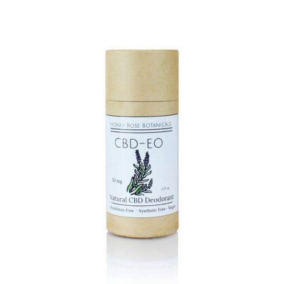 CBD Deodorant <br/> CBDeo (Aluminum Free)