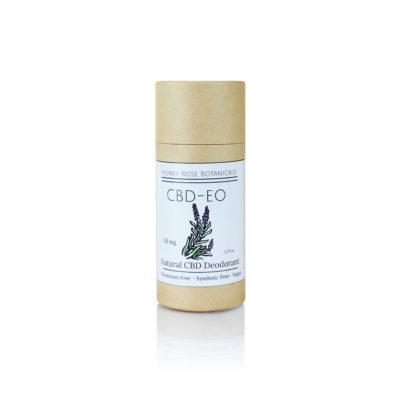 CBD Deodorant <br/> CBDeo (Baking Soda Free)
