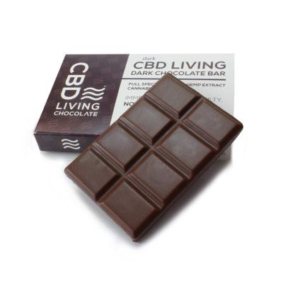 CBD Chocolate Bar <br/> Dark Chocolate